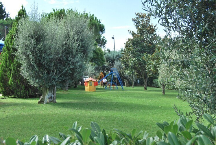 hotel il gabbiano - children playground